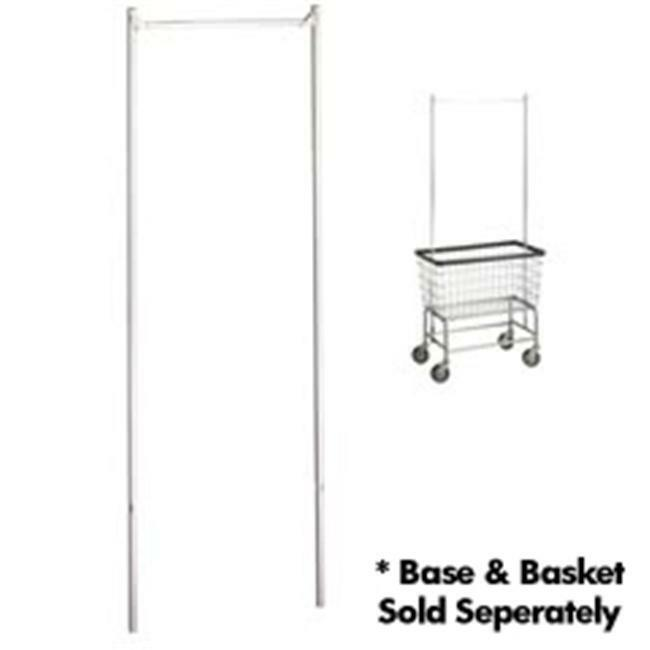 R & B Wire 56 Large Double Pole Rack- for 200 series carts