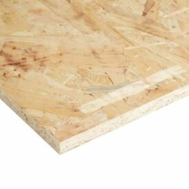 18mm OSB type 3, Sterling Board, For Sale, New Boards 125CM X 250CM 3.125SQM ALOS 11MM AND 15MM !!!