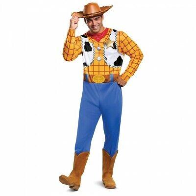 Disguise Disney Toy Story Film Sheriff Woody Erwachsene Herren Halloween - Sheriff Woody Kostüm