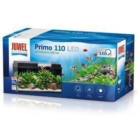Juwel Primo 110 litre aquarium with Juwel LEDs