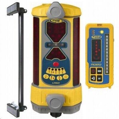 Spectra Laser Lr50w Machine Control Receiver Wireless In-cab Display