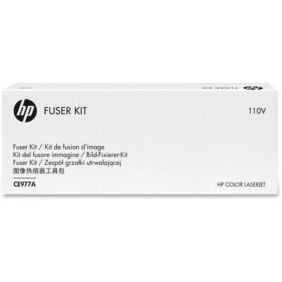 Hp Color Laserjet Cp5525 110v Fuser Kit - Hewlett Packard Ce977a