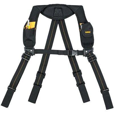 Dewalt Heavy-Duty Yoke-Style Tool Belt Suspenders Dewalt Heavy Duty Tool Belt