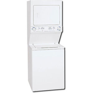 Frigidaire Stacked Washer/ Dryer Combo - $500 (E Abbotsford)