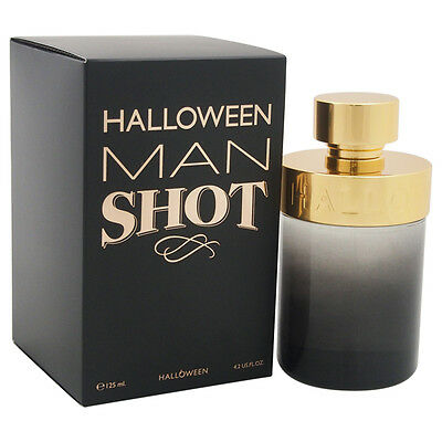 Halloween Man Shot by Halloween Perfumes for Men - 4.2 oz EDT Spray