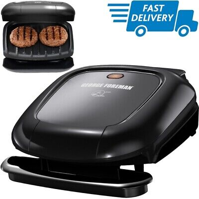 Small Indoor Grill Electric Panini Press Mini Burger Sandwich Meat Heater Pan - Small Sandwiches