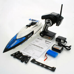 RC Ready to Run 2.4G Deep Vee Fast Racing Boat Water Cooling NEW