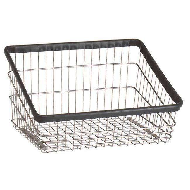 R & B Wire T Standard Front Load Basket
