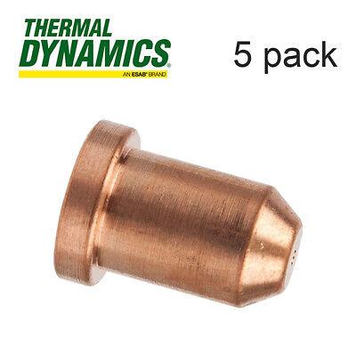 Genuine Thermal Dynamics 9-8411 Plasma 40 Amp Drag Tip 5 Pack