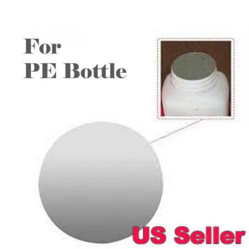 18/20/24/26/28/30/35/37/38/55mm PE HDPE Plastic Aluminum Foil Cap Liner Sealer