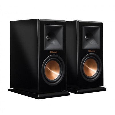 Klipsch Reference Premiere Ebony Monitor Speakers Pair   Rp 150M Ebony B Stock