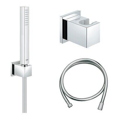 Grohe Euphoria Cube Handbrausegarnitur 27702 / 27702000 Handbrause, Schlauch,