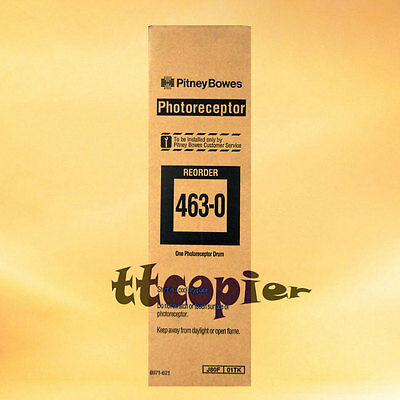 463-0 Genuine Pitney Bowes Dl750 Im7540 Photoreceptor Drum Same As Konica Di750