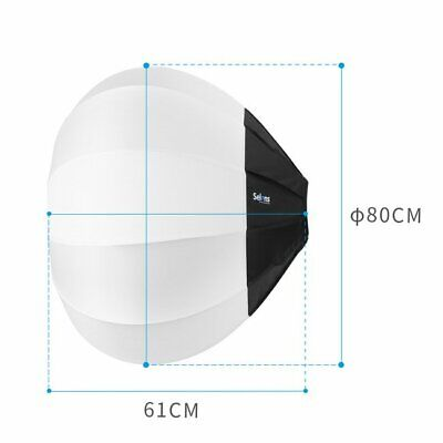 31.5 inch Balloon Quick Ball Softbox Bowens Mount For Camera Photo Studio - Photo Balloons Cheap