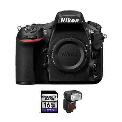 Nikon D810 from 6ave