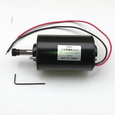1pcs 12v - 24v Dc Wind Generator Dc Motor 36w