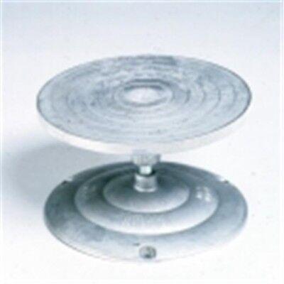 Amaco Aluminum Turntable Decorating & Sculpture Banding Wheel, 7 in. Dia.