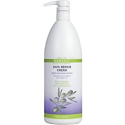 New 32Oz Pump Medline Remedy Olivamine Protective Skin Repair Cream Msc094420h