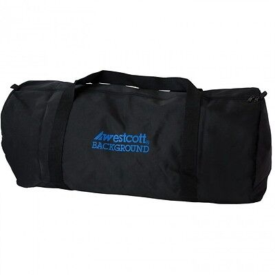 Westcott  7005 Background Backdrop Muslin Storage Bag New