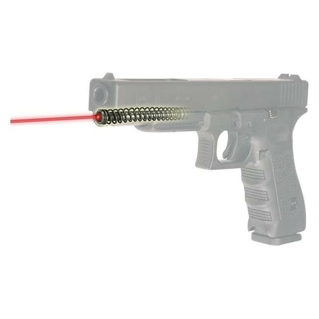 LaserMax Guide Rod Red Laser Sight for Glock 26 27 33 - LMS-1161
