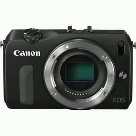 Canon EOS M Camera plus lenses