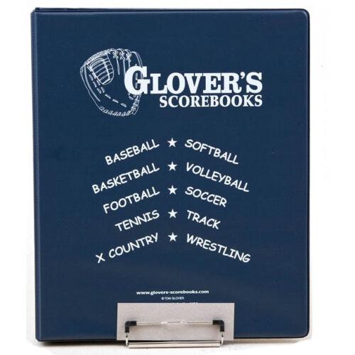 Glovers Scorebook Binder AC-900 Baseball Softball Basketball Volleyball Soccer