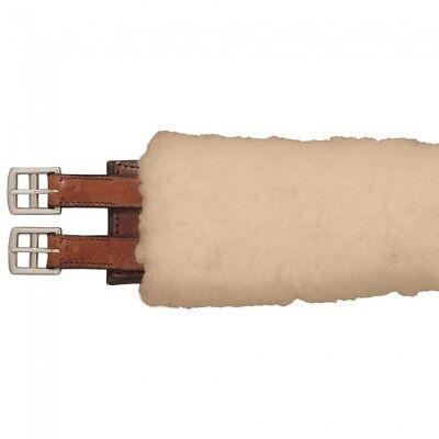 Tough-1 Synthetic Fleece English Girth Cover Horse Tack 60-7530