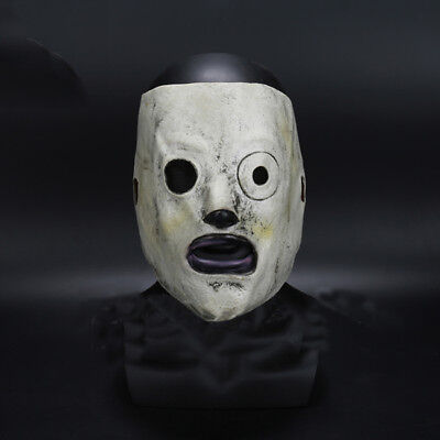 Halloween Heavy Metal Band (Heavy Metal Rock Band Slipknot Halloween Cosplay Mask Prop Fancy Party Head)