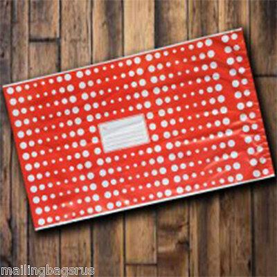 50 Red Polka Dots 13
