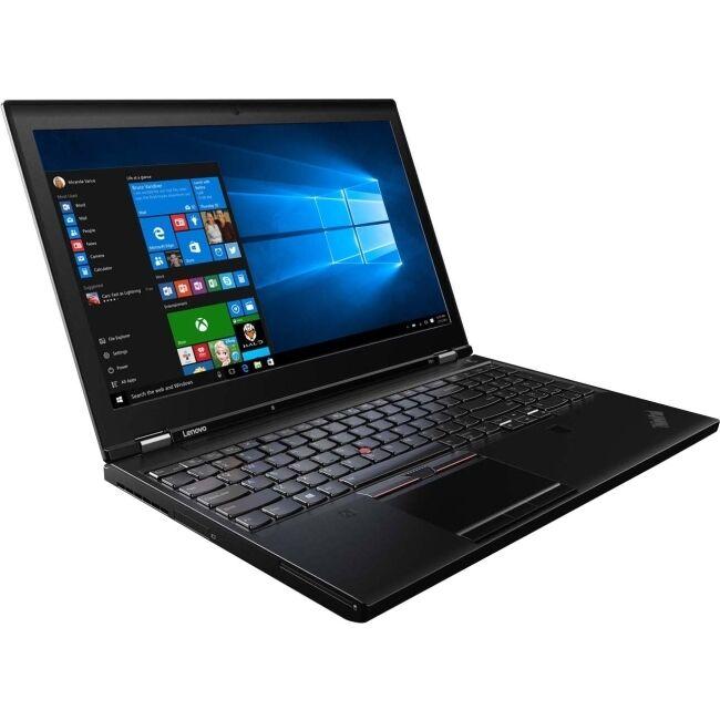 "Lenovo ThinkPad P51 20HH000GUS 15.6"" Mobile Workstation - Intel Core i7 7th Gen"