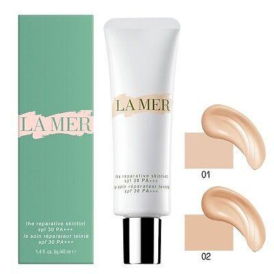 La Mer The Reparative SkinTint SPF30 PA+++ 40ml NIB