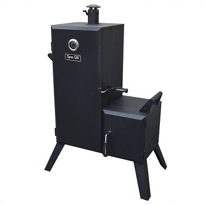 Charcoal Smoker Vertical Offset Meat Smokers Outdoor Large Off-Set Best