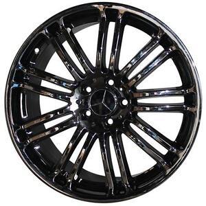5x112 RIMS MERCEDES REPLICA CHROME 19'' Brand New; 1 Year Warranty; BEST PRICES IN GTA! N.28; N.37