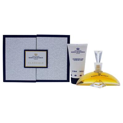 Classique by Princesse Marina De Bourbon for Women - 2 Pc Gift Set