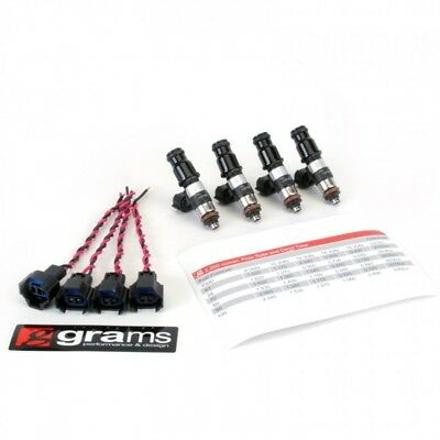 Grams 2200cc K Series Injector Kit For 06-09 S2000/ Acura TSX, RSX