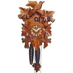 Alexander Taron 522-1 Engstler Weight-driven Cuckoo Clock - Full Size