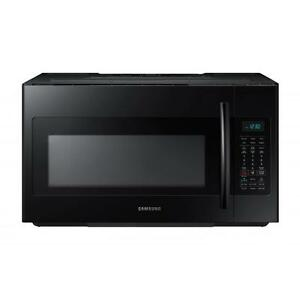 New Samsung Over The Range Microwave