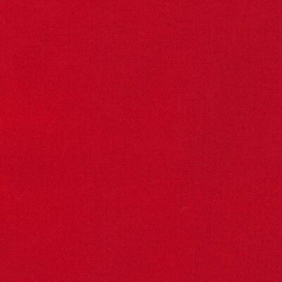 Kona Cotton  Tomato  Red By The Yard R  Kaufman Solid Color