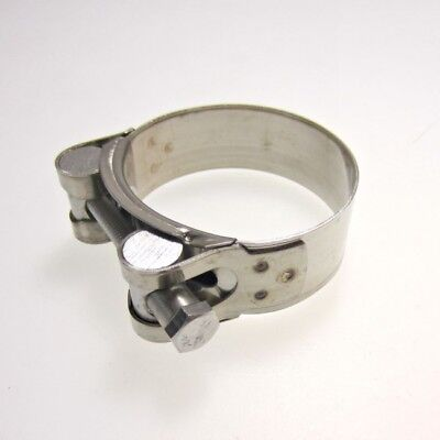 Exhaust Clamp Hose Banjo TJBC Stainless Steel