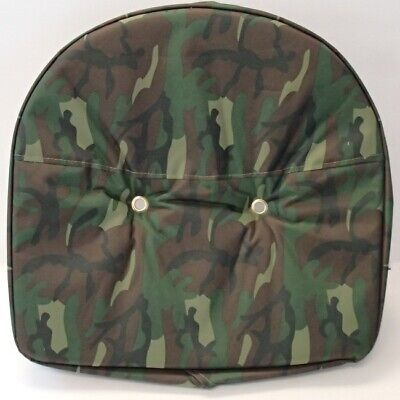 Camouflage Tractor Pan Seat Cover Universal Fit Mf Fits Fordnh Fits John Deere