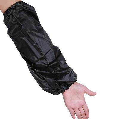 2pcs Work Wear Oversleeves Arm Cover Waterproof Clean Sleeves Protector FA