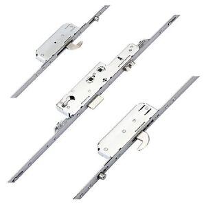 Avocet Upvc door locking mechanism 2 hook & 2 roller 35mm Backset