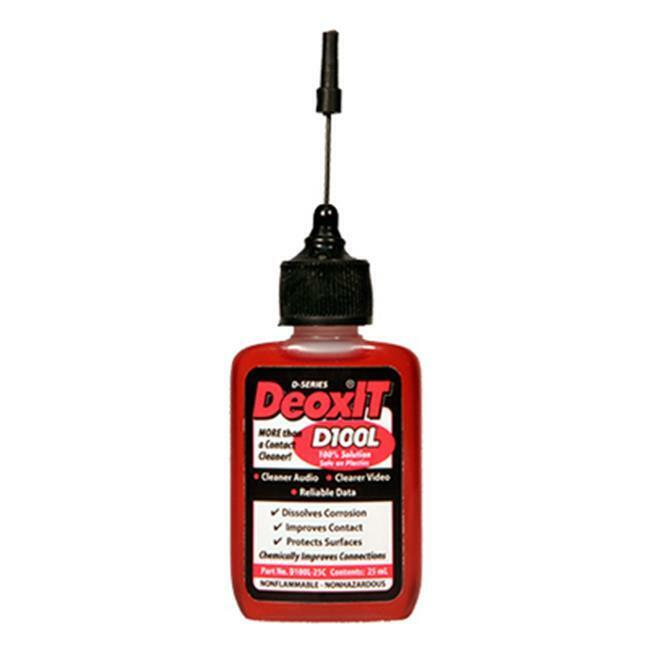 CAIG Laboratories 220229 25 ml Electrical Contact Cleaner