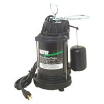 Wayne Pumps Cdu790 0.33 Hp Submersible Sump Pump