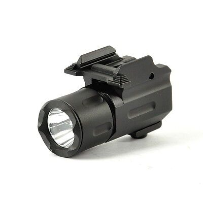 Micro Quick Detach Compact Glock Flashlight