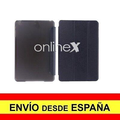 Funda Carcasa FLIP SMART COVER Para IPAD MINI 1/2/3 NEGRO a3503