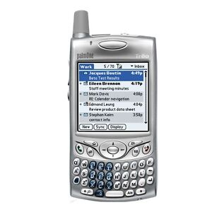 New Palm Treo 650 Silver AT&T GSM Qwerty Touchscreen Palm Phone Smartphone