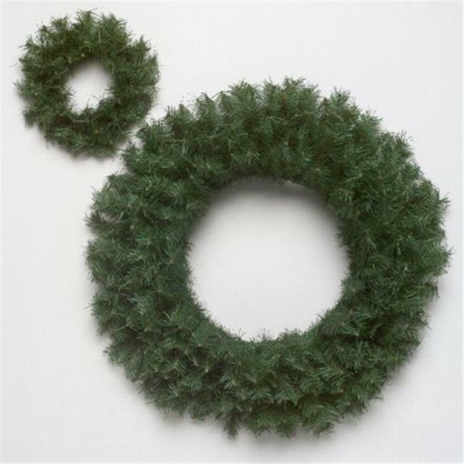 Vickerman A802860 60 in. Canadian Pine Wreath