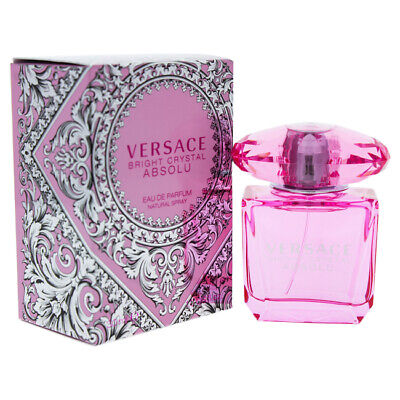 Bright Crystal Absolu by Versace for Women - 1 oz EDP Spray