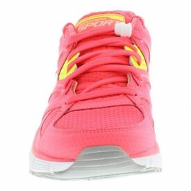 Women's Skechers Sport Agility Posha Running Shoes Size 6 (as new)
